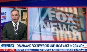 Chris Salcedo attacks Fox, saying it has a lot in common with Barack Obama