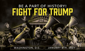 Alex Jones promotes January 6 event
