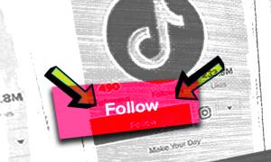 tiktok follow