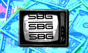 Sinclair Broadcast Group on federal spending