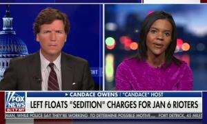 Candace Owens on Tucker Carlson Tonight
