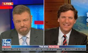 Mark Steyn interviews Tucker Carlson on Fox News Primetime