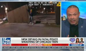 """chyron reads, """"NEW DETAILS IN FATAL POLICE SHOOTING OF CHICAGO TEEN"""""""