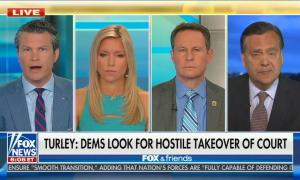 Fox and Friends court expansion hostile takeover
