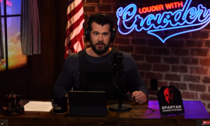 On YouTube, Steven Crowder and his crew mocks Ma'Khia Bryant's weight