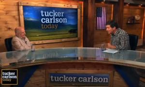 Tucker Carlson interviews Charles Murray