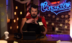 """Steven Crowder: Gay men are """"definitely more predatory in nature as far as recruiting"""""""