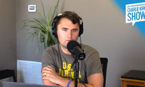 Charlie Kirk speculates that 1.2 million people could've died from the COVID-19 vaccine