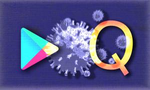 QAnon coronavirus Play Store