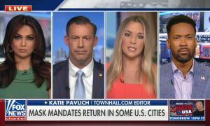 Fox News contributor Katie Pavlich
