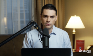 """Ben Shapiro: """"I'm not even sure that it's worth quarantining if you have COVID at this point"""""""
