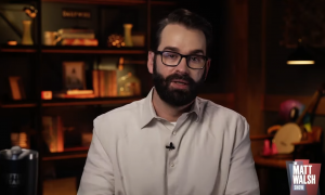 """Daily Wire host advocates secession: """"We never promised to be together forever"""""""