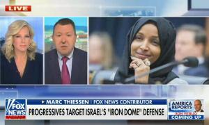 """Fox contributor: """"there are people in the Democratic party who hate Jews, who don't wanna protect them from terrorists"""""""