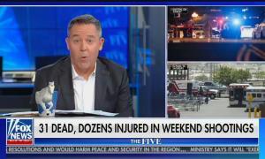 Greg Gutfeld reacts to mass shootings