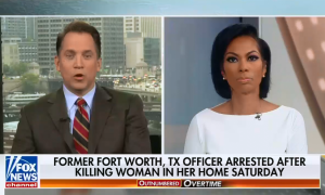 "Fox News legal analyst wants everyone to ""take a breath"" before convicting officer who shot a woman through her window"