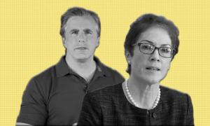 Tom Fitton Marie Yovanovitch