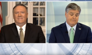 Pompeo Hannity
