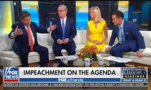Fox & Friends Napolitano impeachment 11/21/19