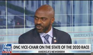 Michael Blake DNC Fox News
