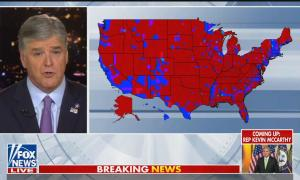 Hannity 1/22/20 map