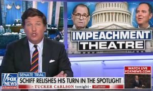 Tucker Carlson Tonight / Trump impeachment trial