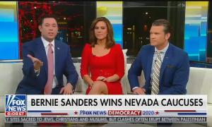 Fox & Friends Sanders Nevada 2
