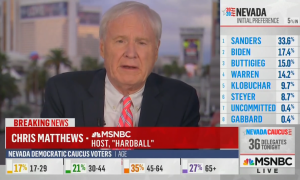 Chris Matthews Nevada