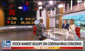 Charles Payne coronavirus Bernie Sanders