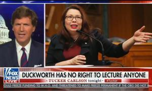 Tucker Carlson attacks Tammy Duckworth
