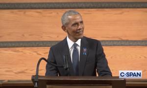 Barack Obama John Lewis funeral