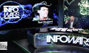 Jones and Nugent team up to give away NRA memberships