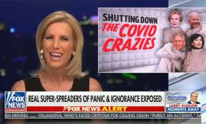 "Fox News' The Ingraham Angle for March 31, 2021: ""Shutting down the COVID crazies"" monologue"
