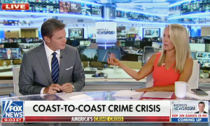 If you watch Fox News, you'd think crime is skyrocketing. But reality is much more complicated.