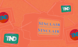 Sinclair Broadcast Group's The National Desk