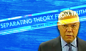 Colin Powell Fox headline