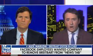 Tucker Carlson Alex Marlow