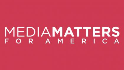 Media Matters Logo (Red)