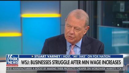 Fox's Stuart Varney