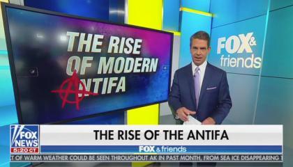 Griff Jenkins antifa