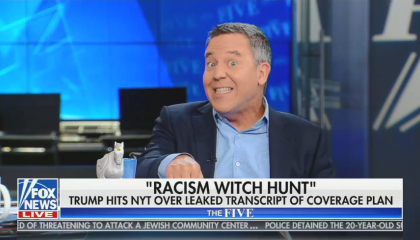 Greg Gutfeld attacks the New York Times' 1619 project