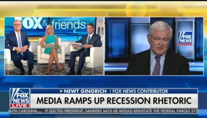 ​Fox News contributor Newt Gingrich​