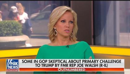 Fox News anchor Shannon Bream