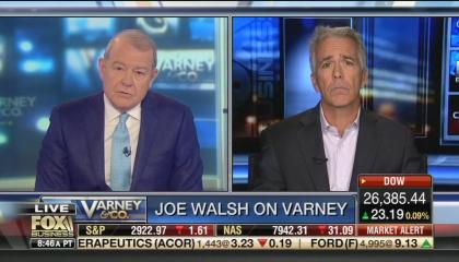 Fox Business' Stuart Varney insists: Trump has never lied to the American people
