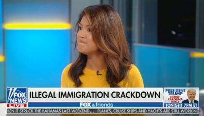 "Michelle Malkin fearmongers about ""global financiers"" like George Soros who are funding undocumented immigration"