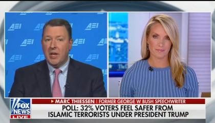 Fox News contributor Marc Thiessen and Fox host Dana Perino
