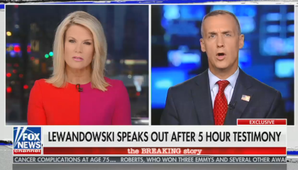Lewandowski on The Story with Martha MacCallum
