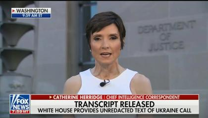 Fox Ukraine Trump call