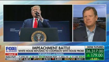 Peter Schweizer impeachment Trump