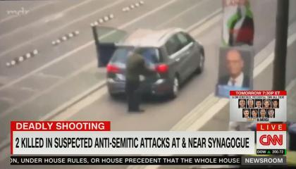 CNN Germany shooting