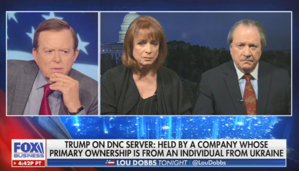 Fox's diGenova and Toensing imply the DNC server was not hacked by Russians